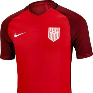 BRAND NEW! Nike Men's 2017 Vapor Match Jersey Red